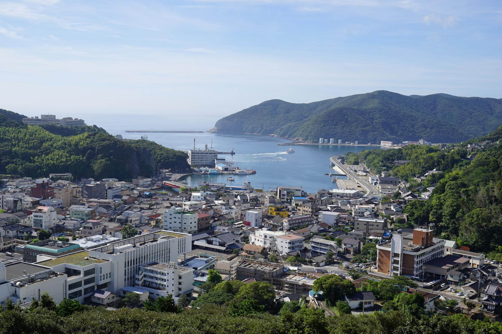【1日目】博多港(福岡)から厳原港(対馬)へ-1