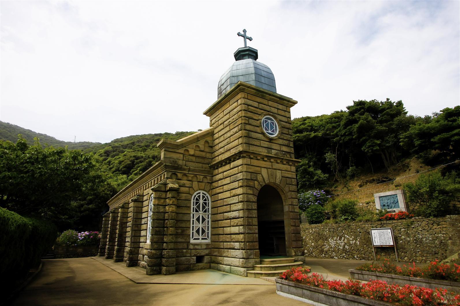 頭ヶ島教会-1