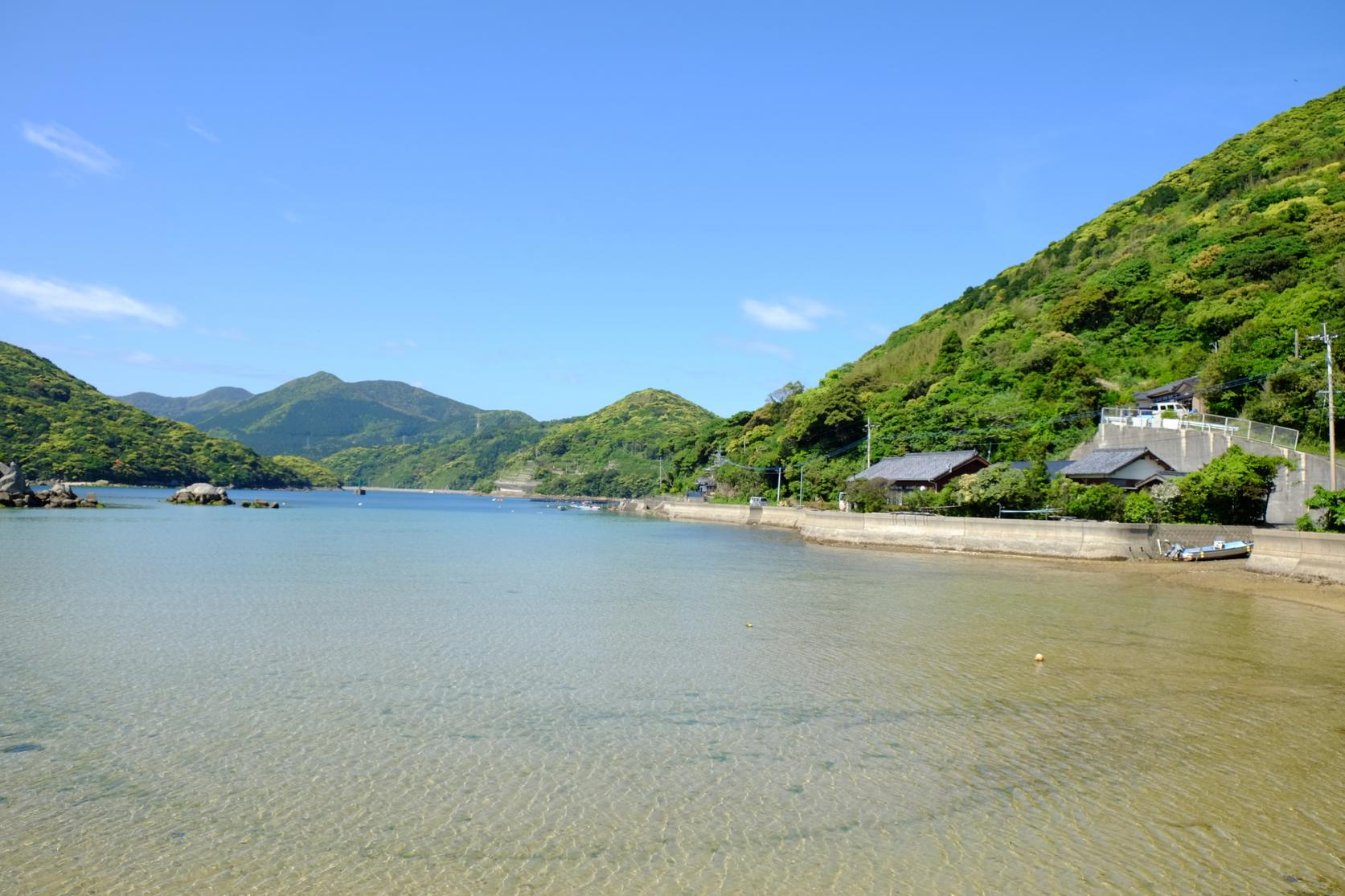 【下五島】GOTOCHARIで雄大な自然と独特の文化を満喫!-2