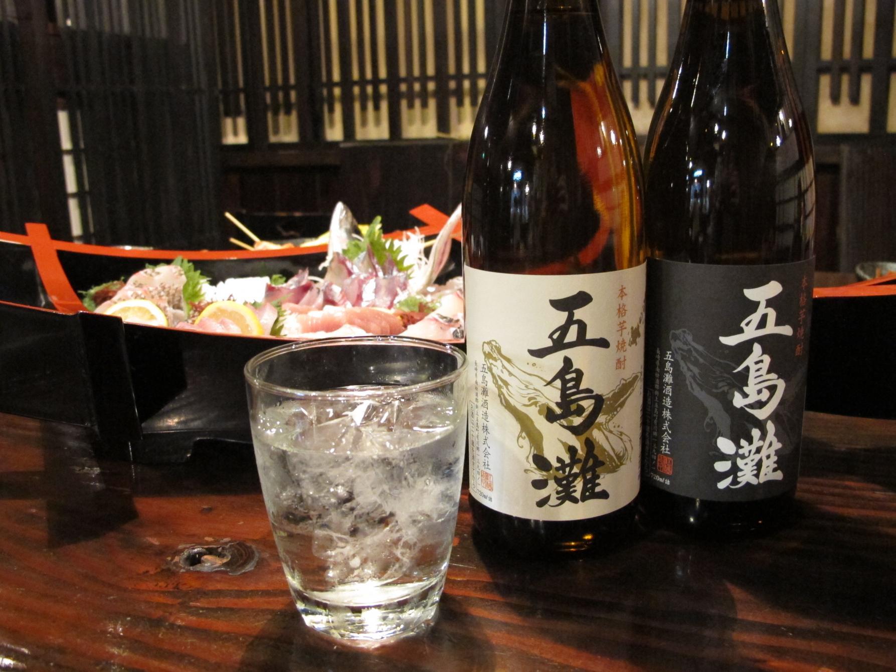 五島列島初の本格芋焼酎の蔵元「五島灘酒造」年々進化していく味わいを堪能-0