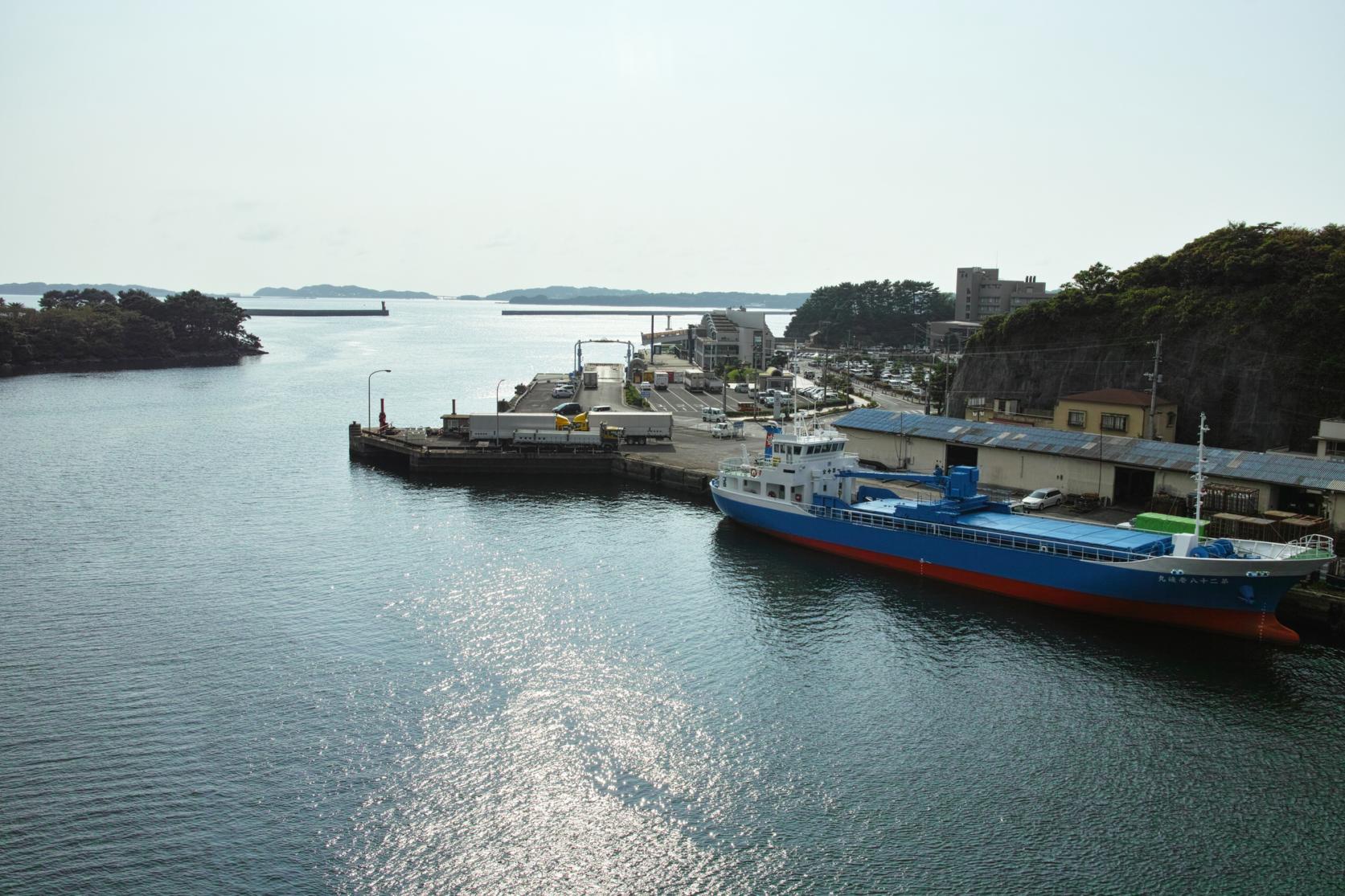 日帰りもできちゃう!博多港から約70分の離島-1