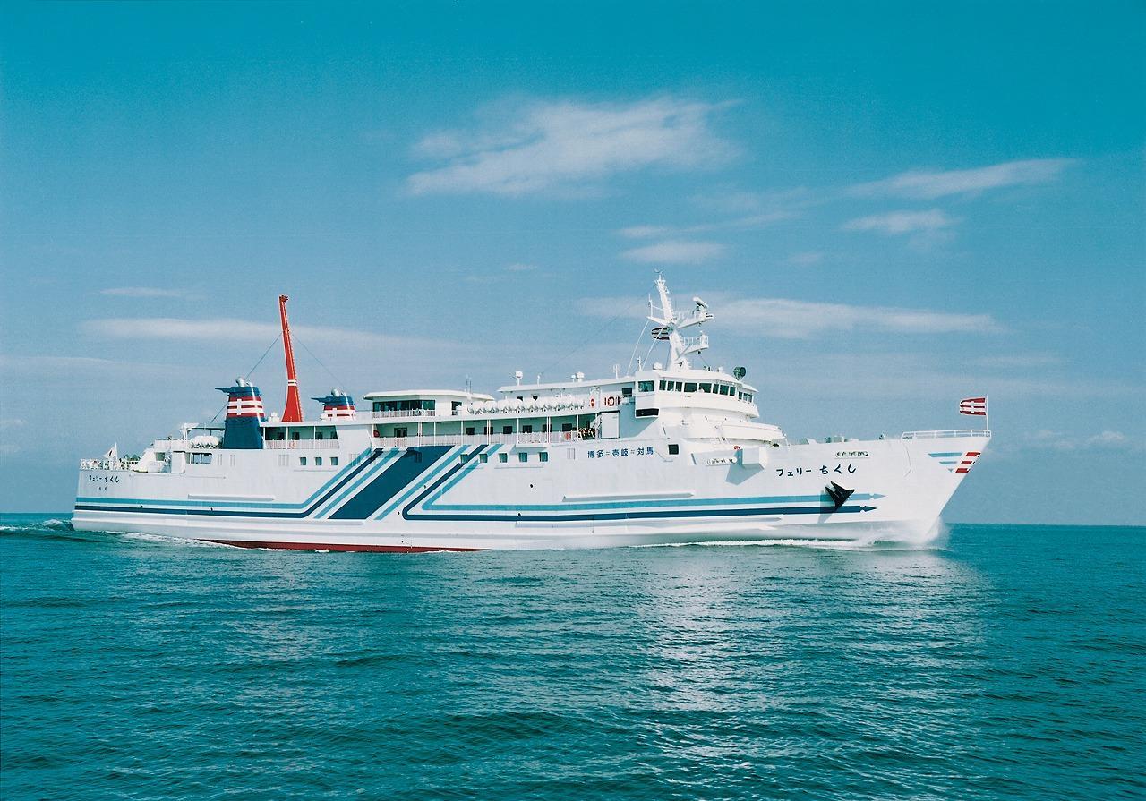 日帰りもできちゃう!博多港から約70分の離島-3