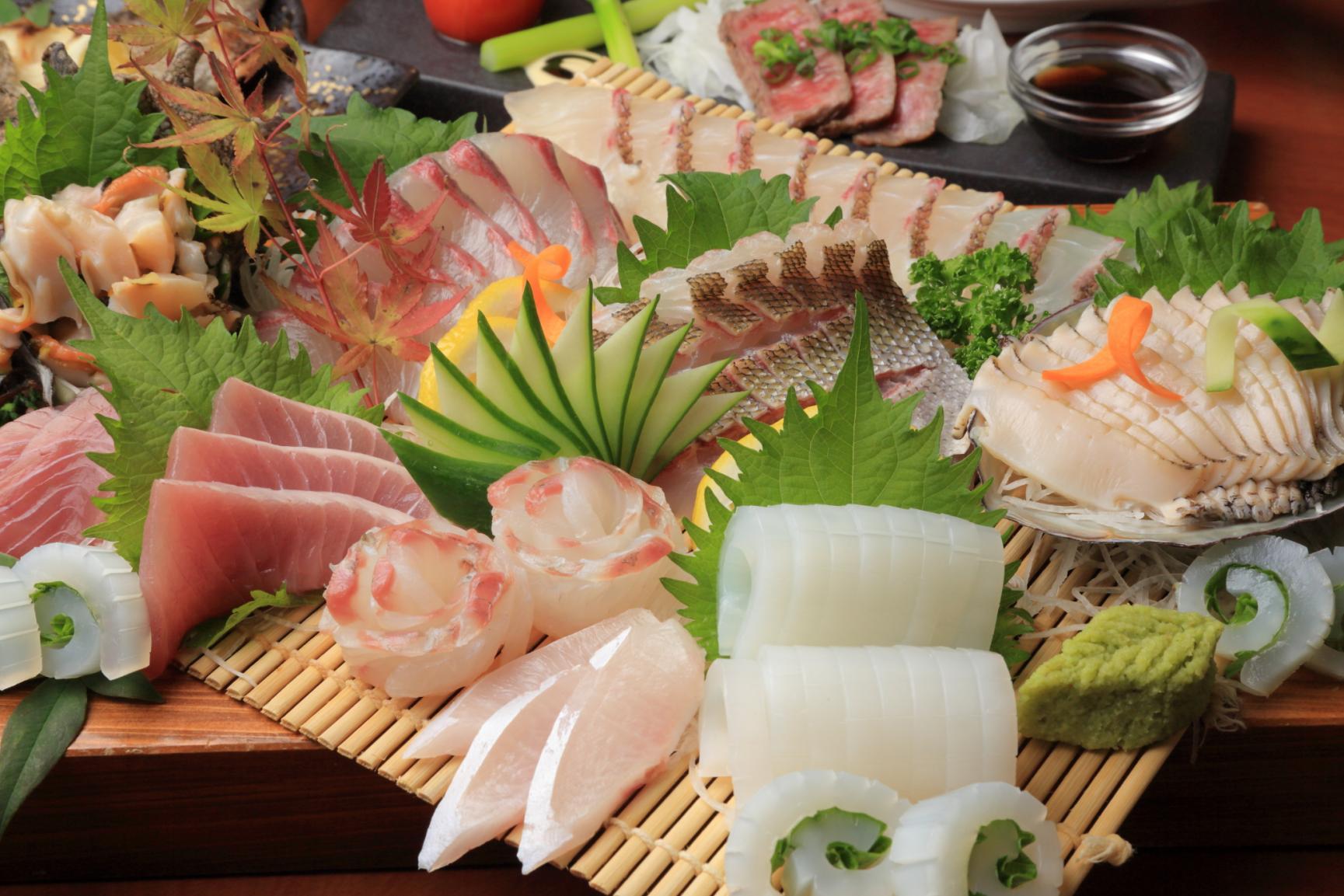 長崎のしまはお魚パラダイス!とびきり新鮮で旨い魚を一挙紹介!-1