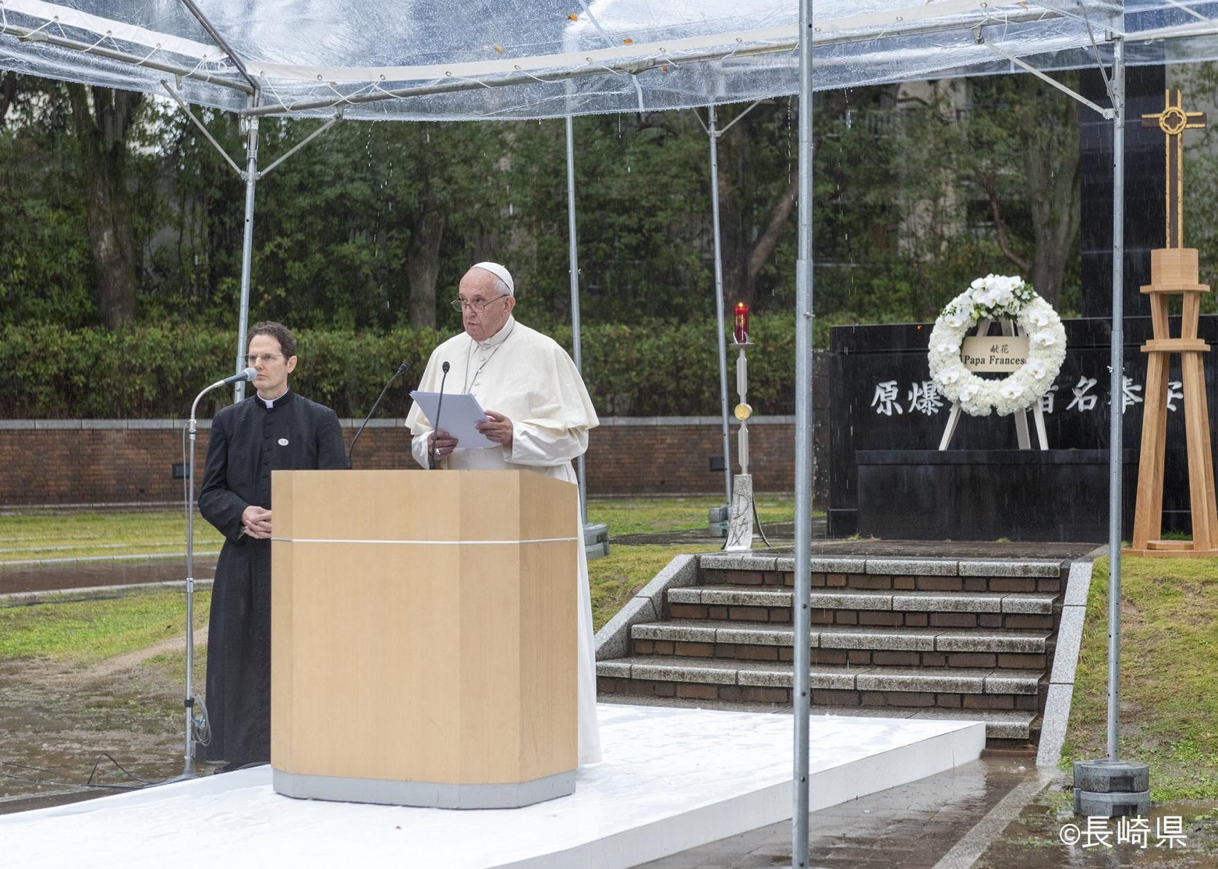【ローマ教皇来日】長崎から平和を願う~世界遺産と祈りの旅-1