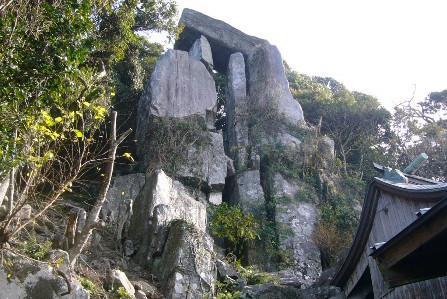 王位石トレッキング-1