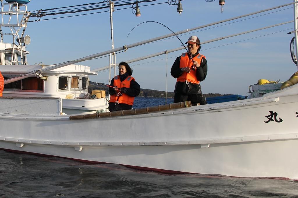 船釣り体験(壱岐市)-1