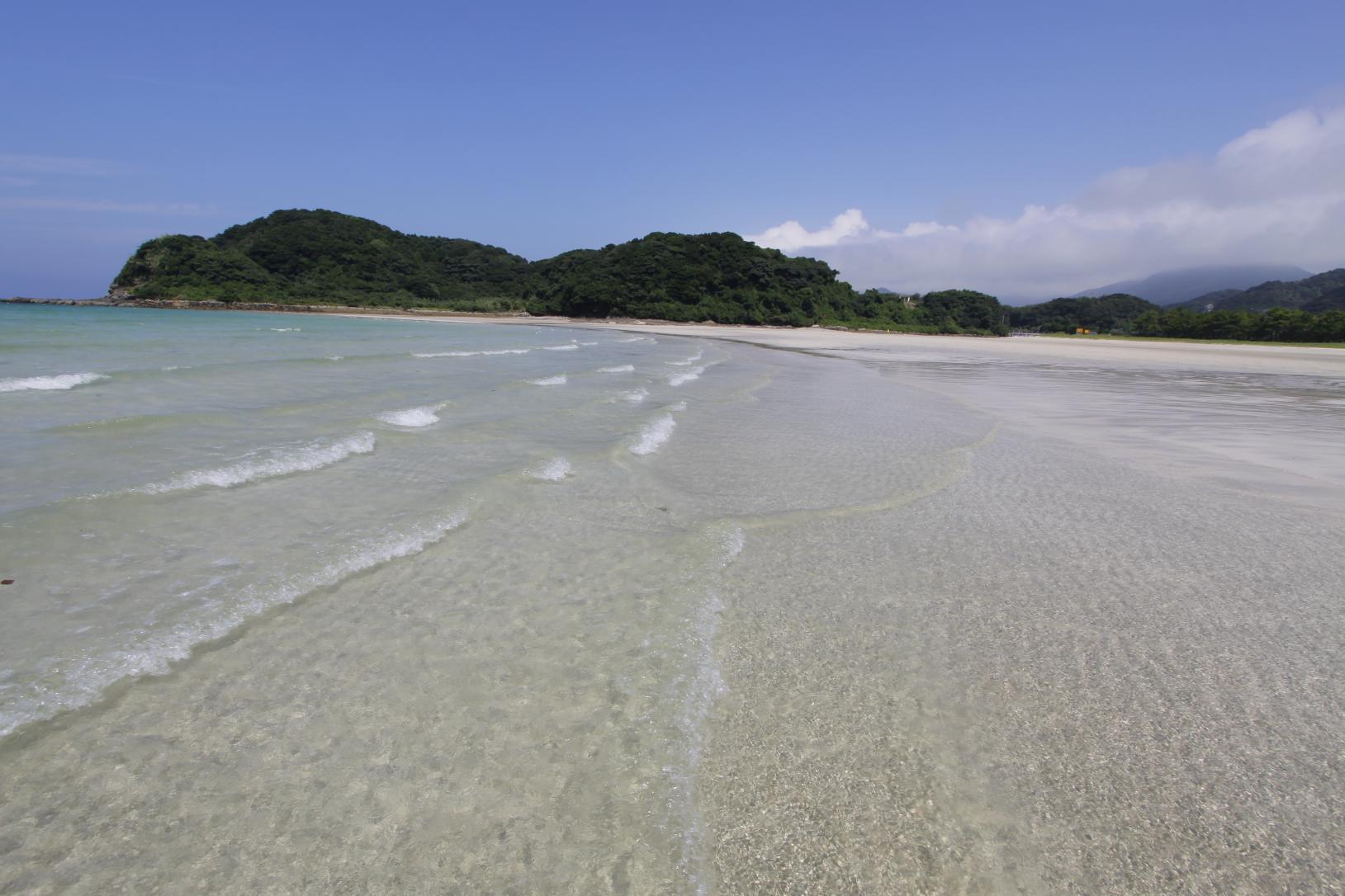 蛤浜海水浴場-3