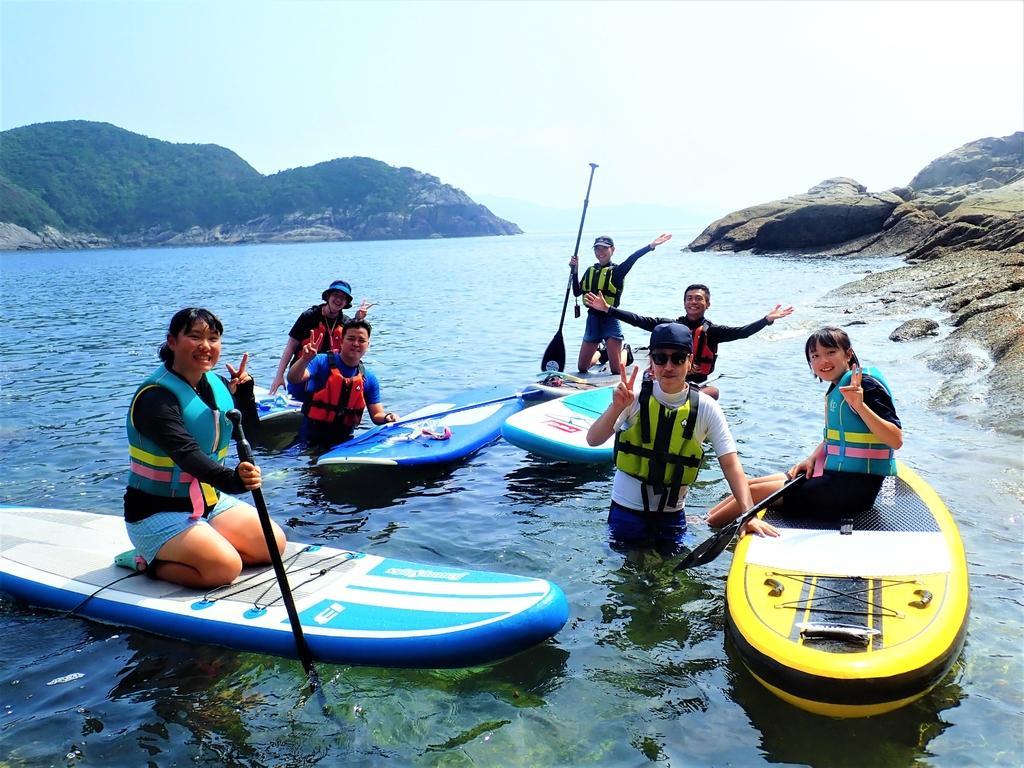 SUP(スタンドアップパドルボート)ツアー(新上五島町)-1