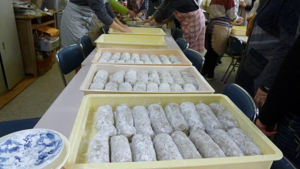かんころ餅作り(上五島)-1