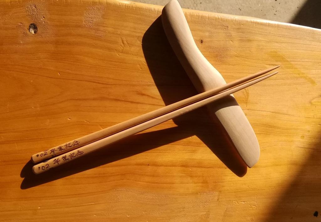 椿箸づくり体験-1