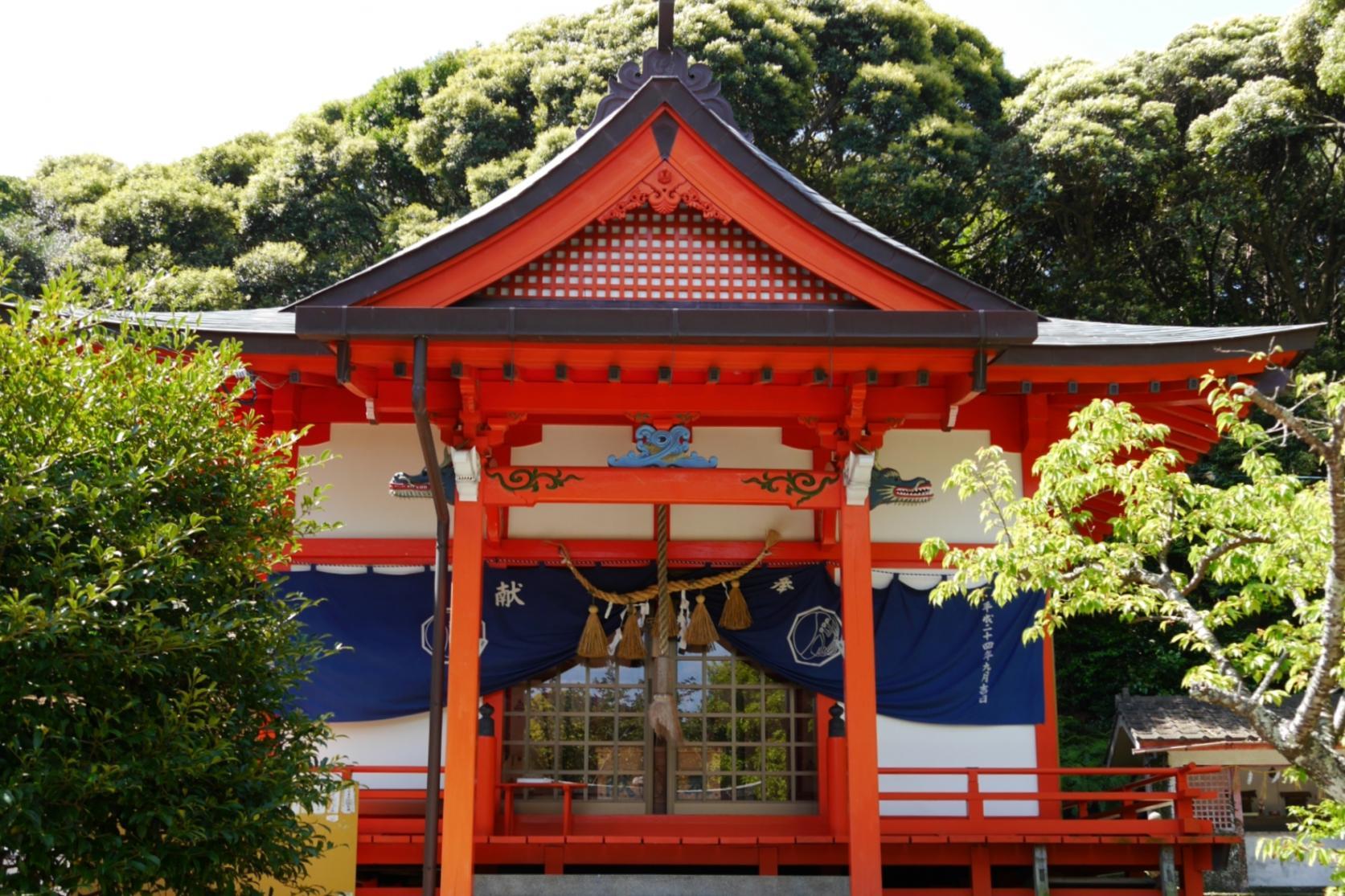 箱崎八幡神社-5