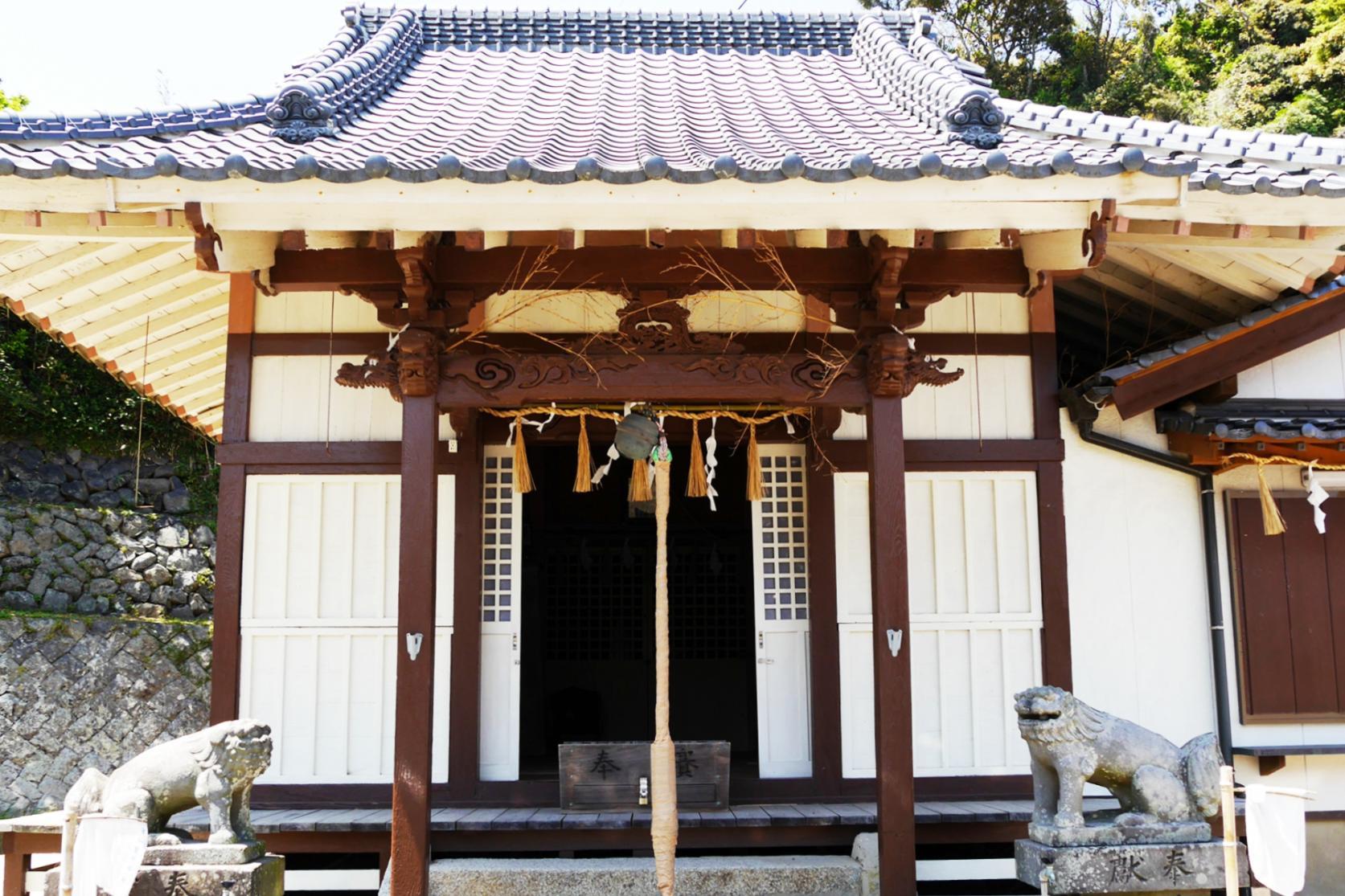 芦辺住吉神社-4