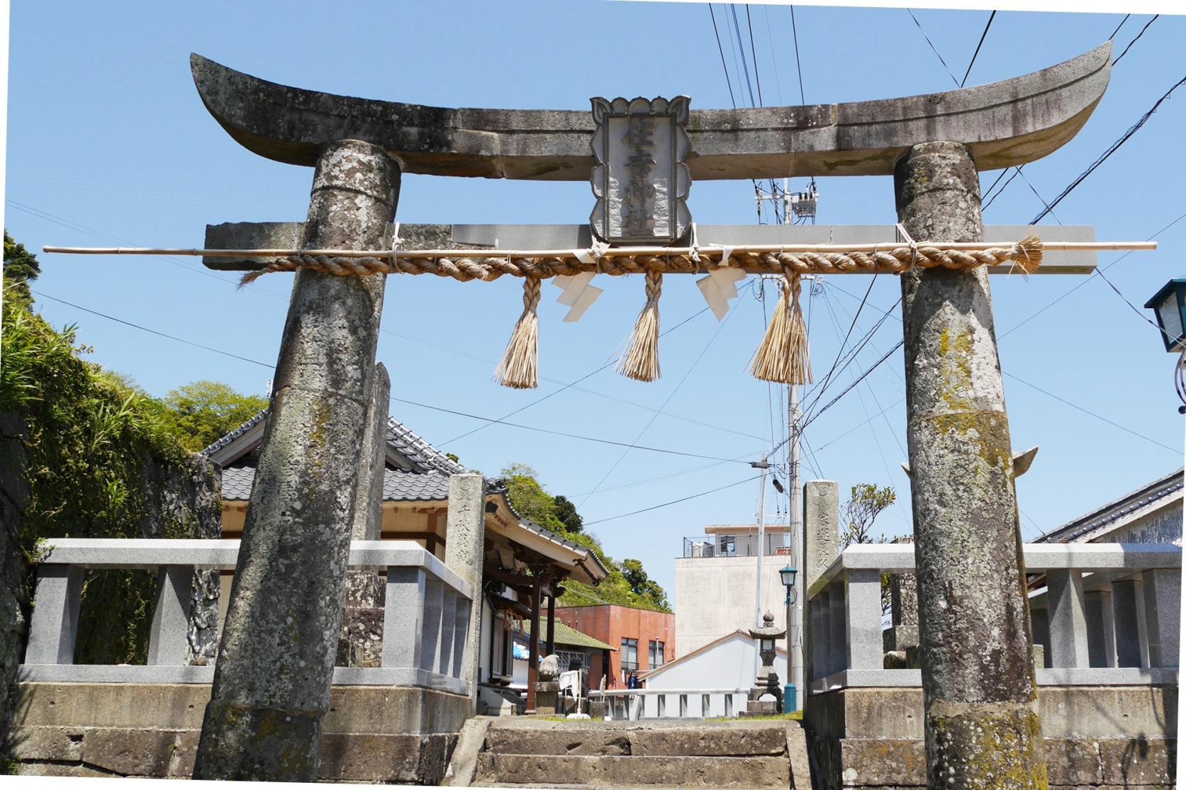 芦辺住吉神社-1