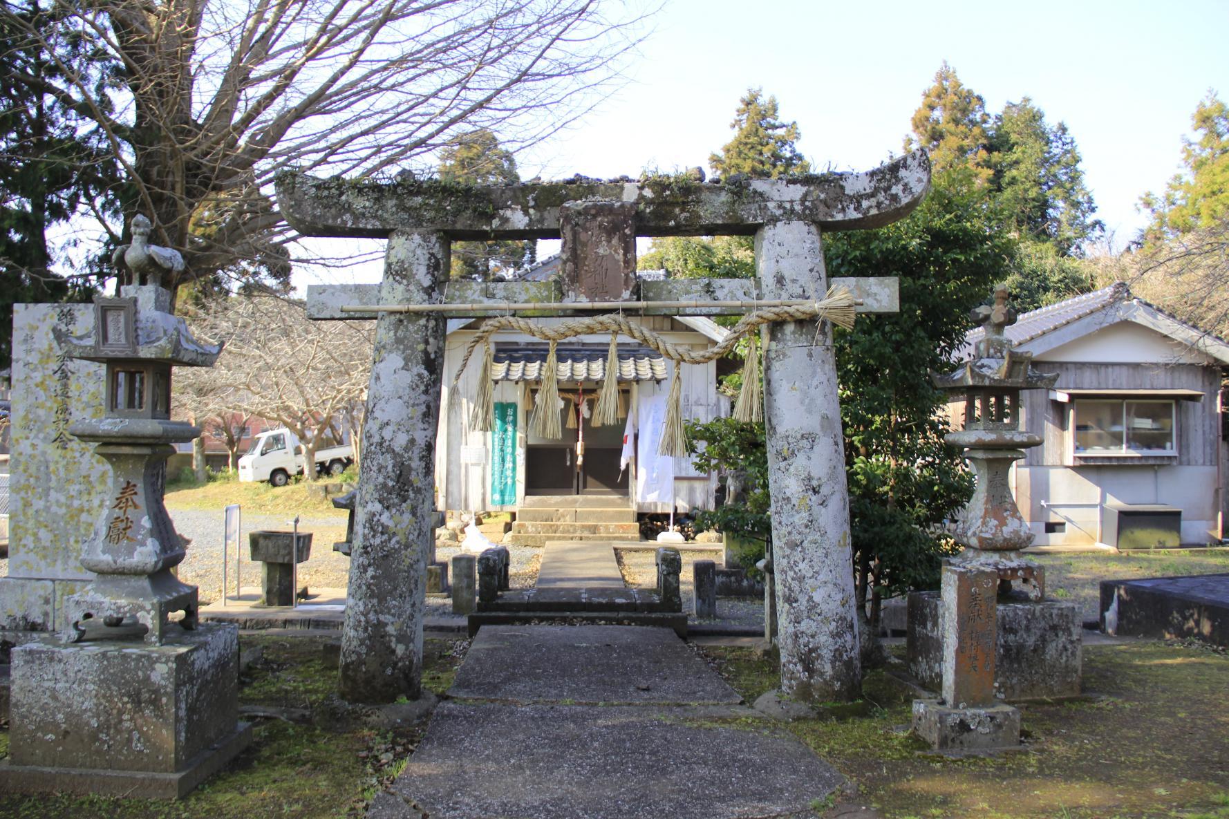 彌佐支刀神社-1
