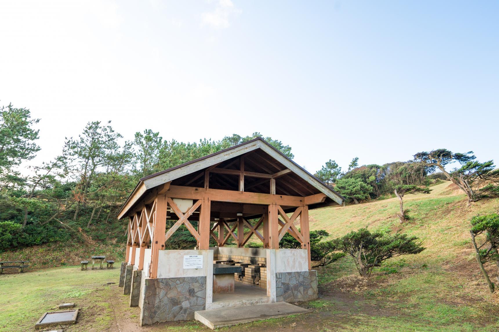 少弐公園キャンプ場-7