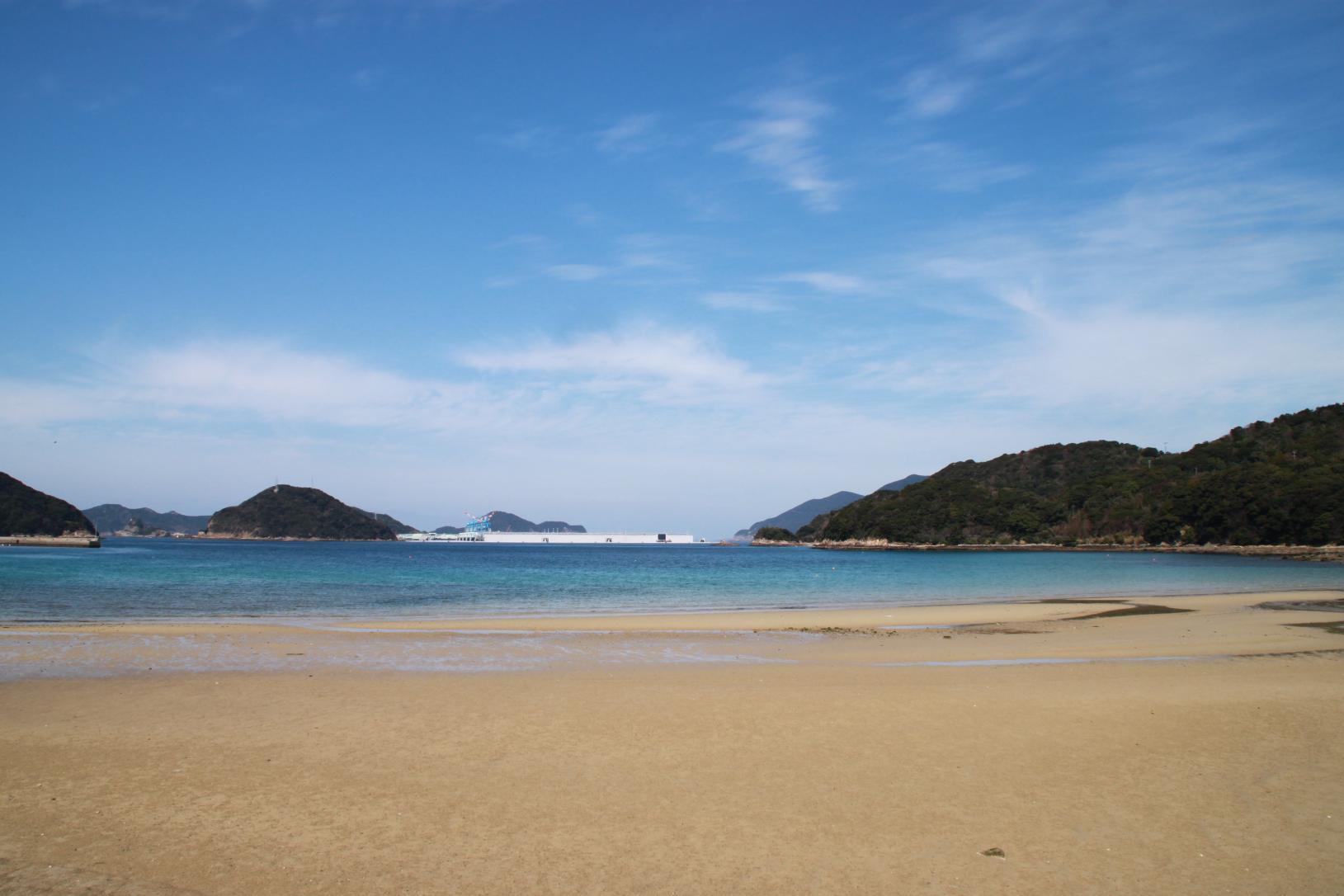 三本松海水浴場-1