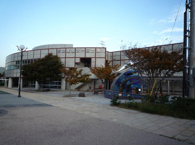 奈良尾港ターミナル-1