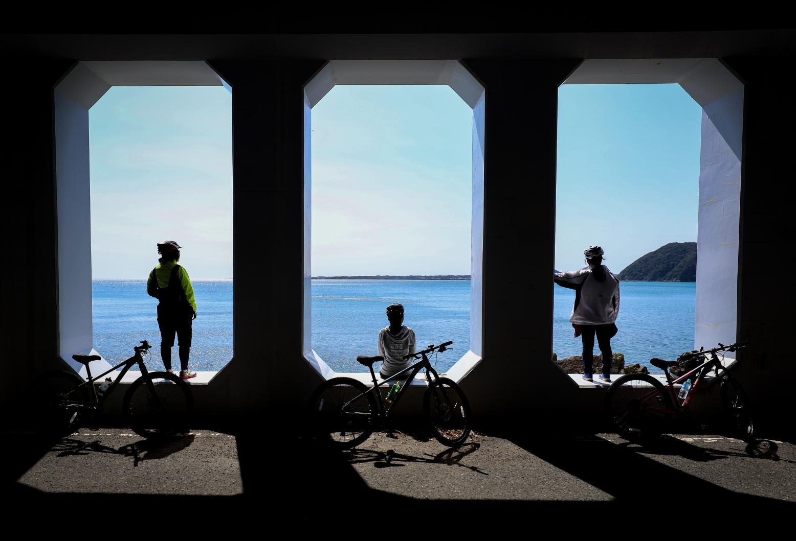 九州生まれのスポーツバイクでサイクリング体験-1