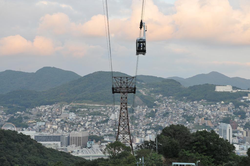 長崎ロープウェイ-2
