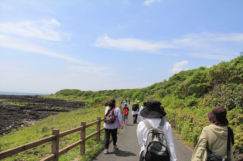 富江半島ブルーライン健康ウォーク大会-1