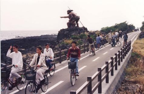 富江ブルーラインコース(サイクリング)-1