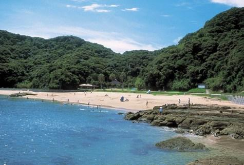 大釜海水浴場-1