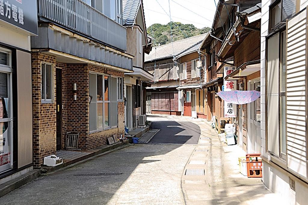 元倉の街並み-1