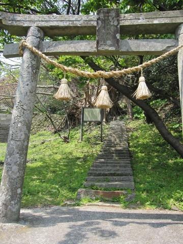 大山祇神社(玉之浦)-1