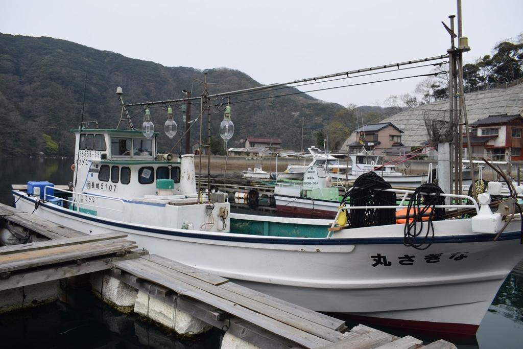雄大な自然を満喫・船からのルアーフィッシング体験-2
