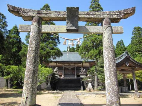 七嶽神社-1