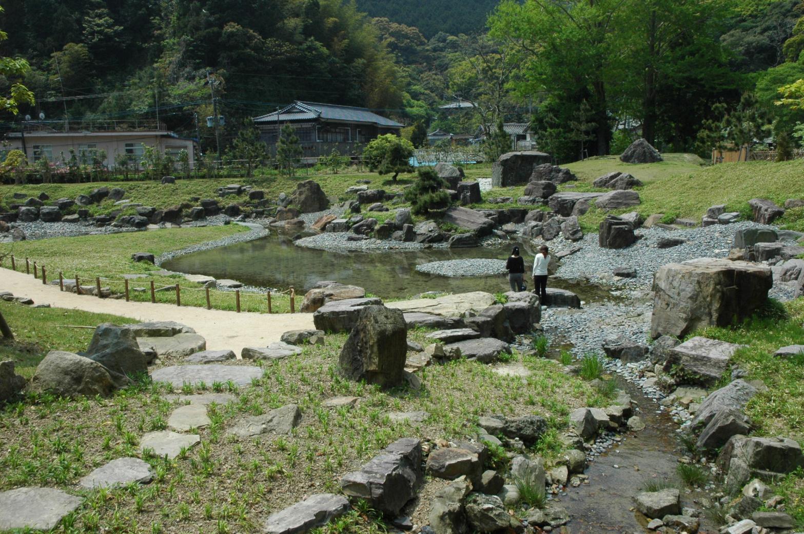 戦国時代、朝鮮通信使を迎えるために改築された金石城跡-1
