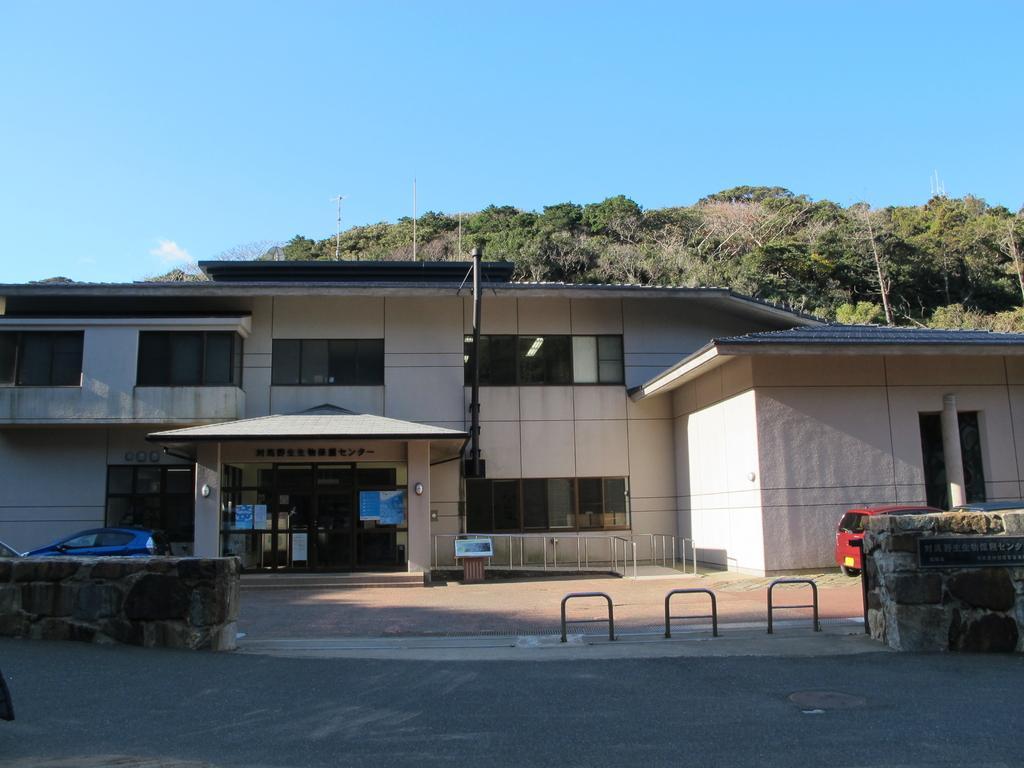 環境省 対馬野生生物保護センター-5