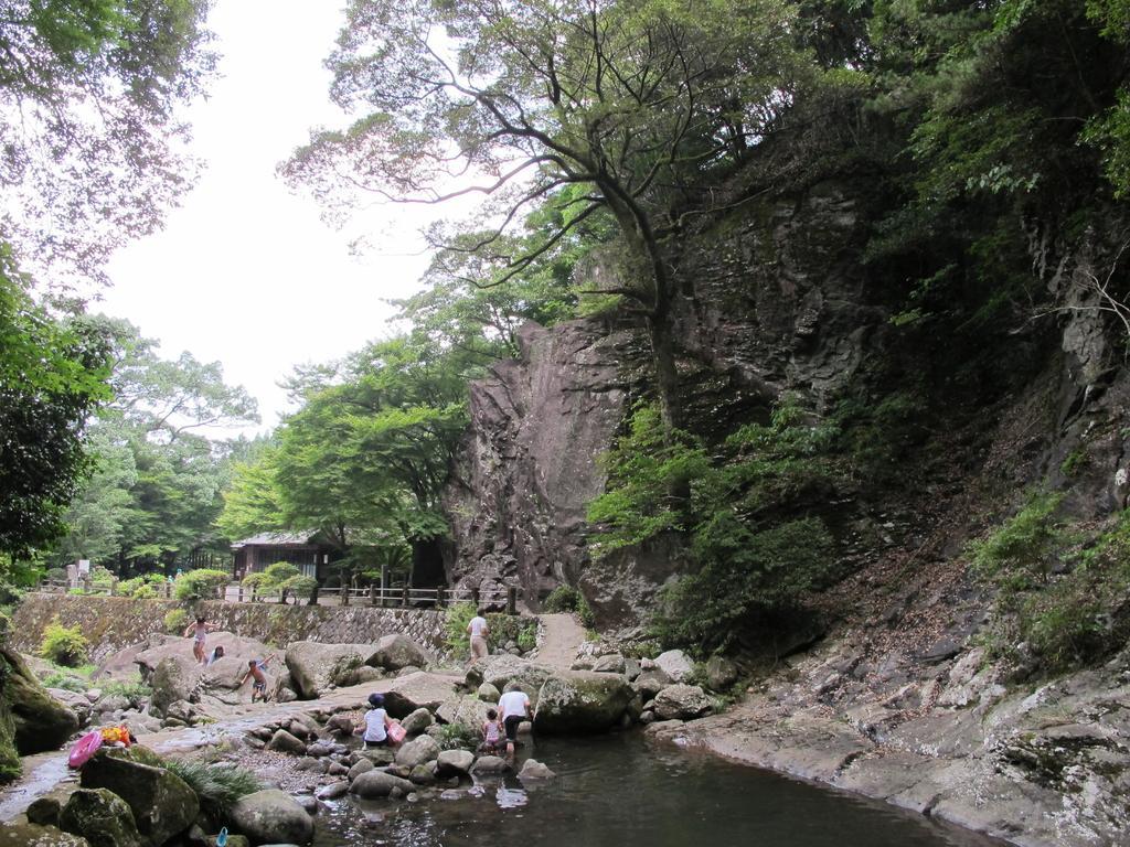 富川渓谷(富川万年の森)-1